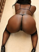 Hawt huge culo african girls are exciting and erotic