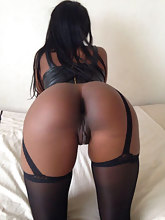 Hawt black gals with tight ass