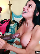 Sheila Marie Drilled By A Massive Dark Cock!