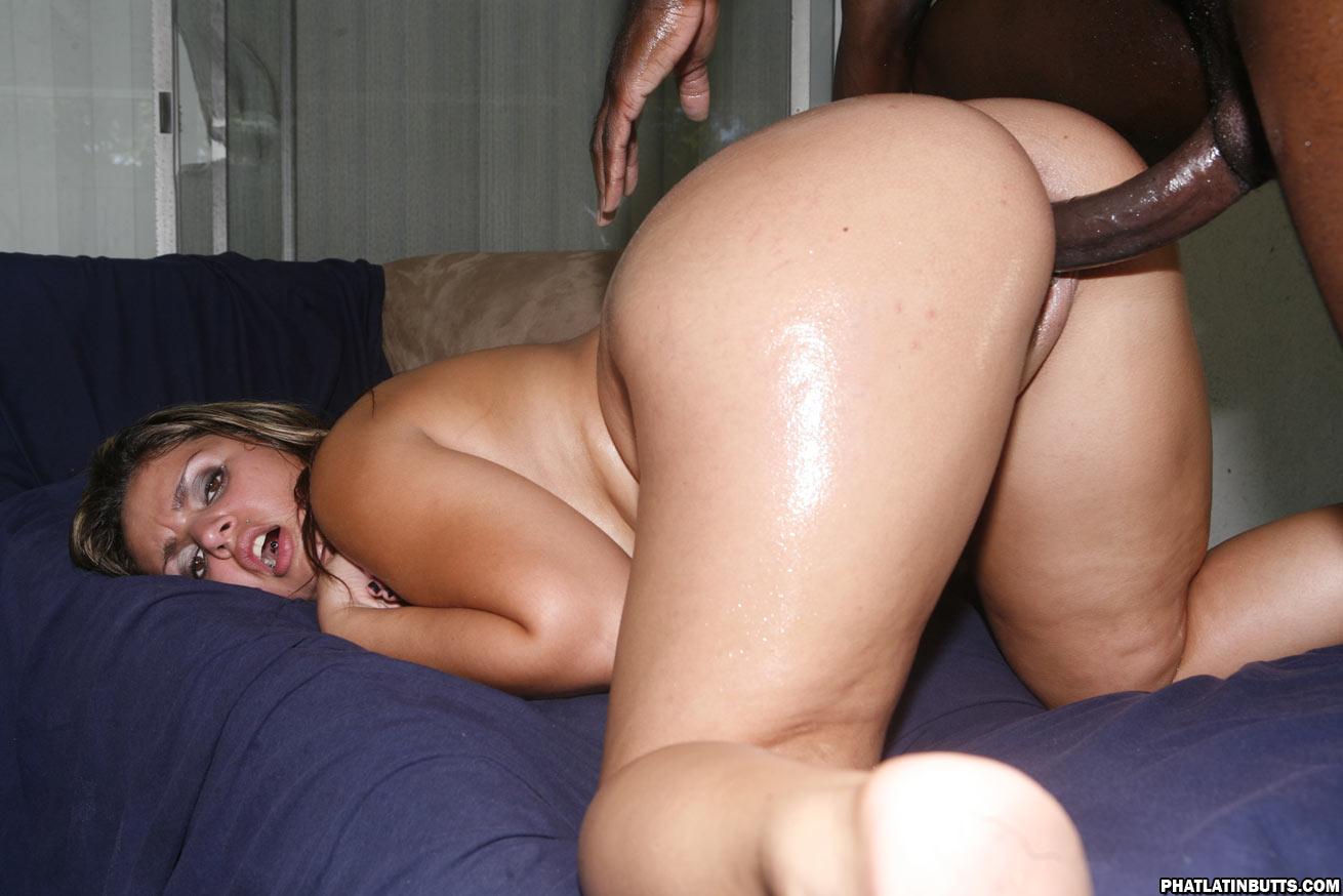 Big phat ass latina
